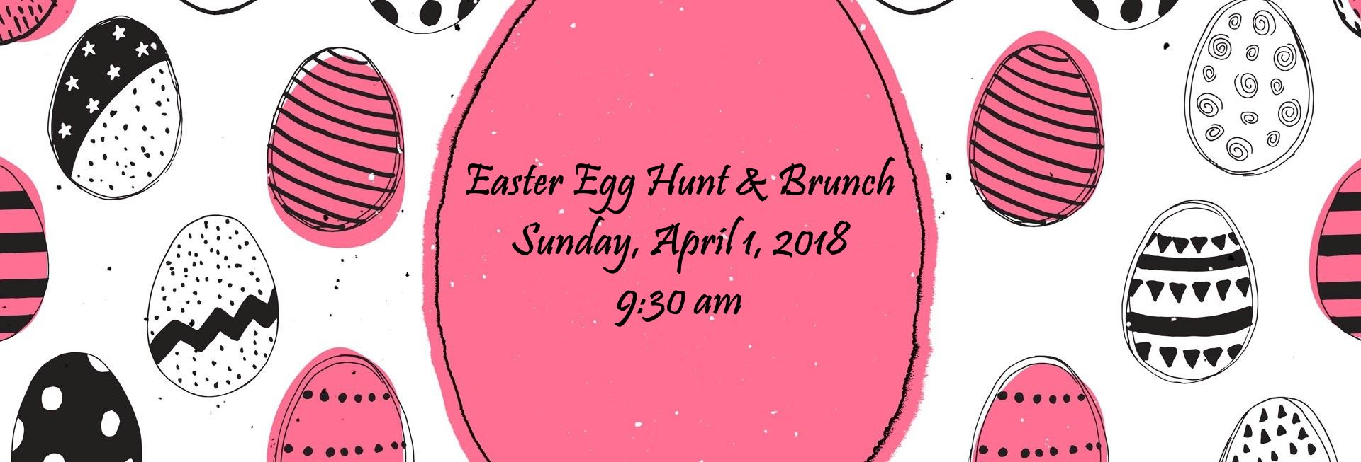 2018 Easter Egg Hunt and Brunch